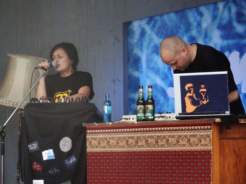 12.07.2014 Dortmund - Leonie-Reygers-Terrasse: aniYo kore