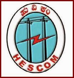 HESCOM Recruitment 2014-2015