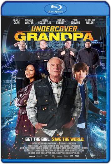 Undercover Grandpa (2017) HD 1080p y 720p Latino