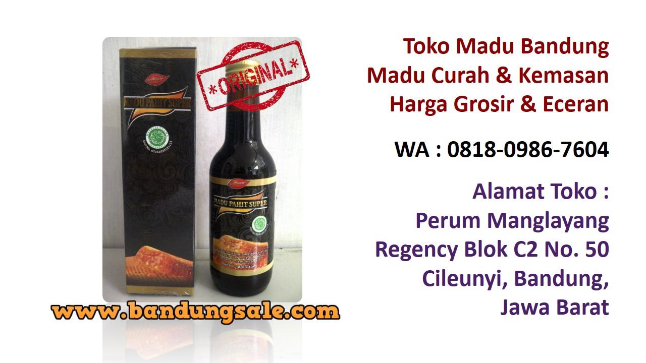 Produk madu hutan asli curah bandung murah. Hubungi WA : 0818-0986-7604 Toko-madu-yang-asli-dan-palsu-bandung-murah