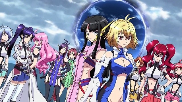 Cross Ange Sub Indo