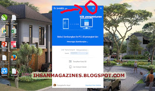 Cara Mengirim File Via SHARE IT ke Komputer, iPhone,iOS Macbook Ihsan Magazines