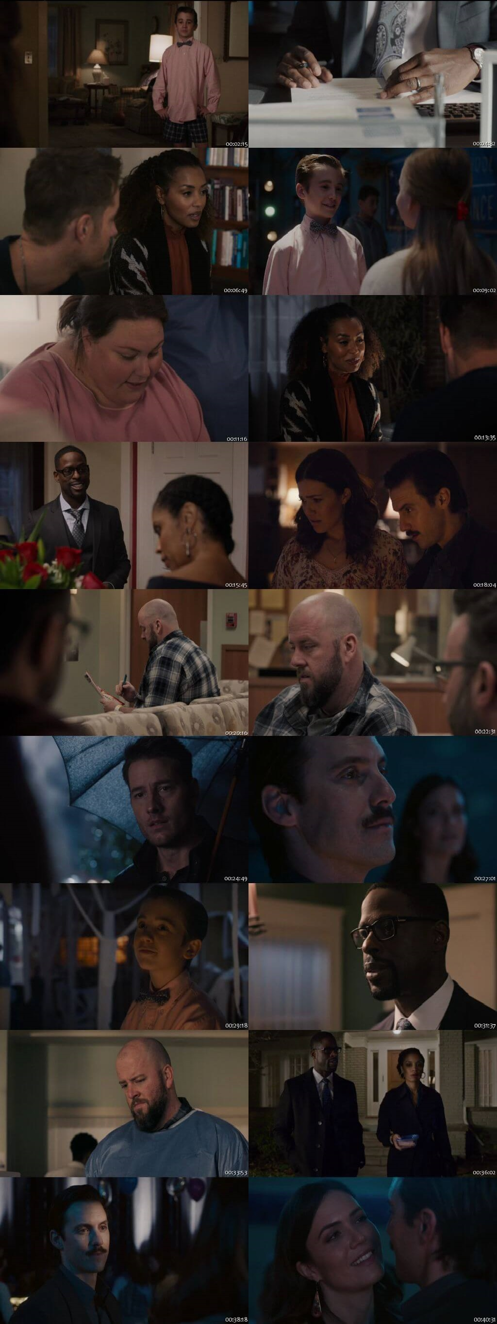 Screenshots Of English Show This Is Us Season 01 Episode 16 2019 WEB-DL 720P 300MB