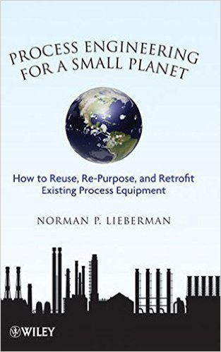 Process Engineering for a Small Planet How to Reuse, Re-Purpose, and Retrofit Existing Process Equipment 1st Edition pdf, download Process Engineering for a Small Planet How to Reuse, Re-Purpose, and Retrofit Existing Process Equipment 1st Edition,Troubleshooting Process Plant Control 1st Edition,Process Plant Control pdf,control engineer,Function of a process control engineer,Centrifugal compressor surge ,Sizing control valves,refrigeration,distillation,Retrofit Existing Process Equipment