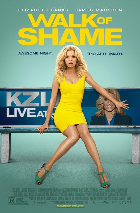 Poster Walk Of Shame