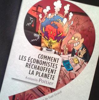 """Fiche de lecture : """"Comment les économistes réchauffent la planète"""" d'Antonin Pottier"""