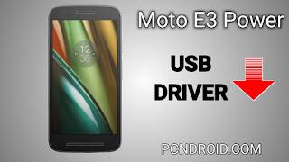 moto e3 power driver