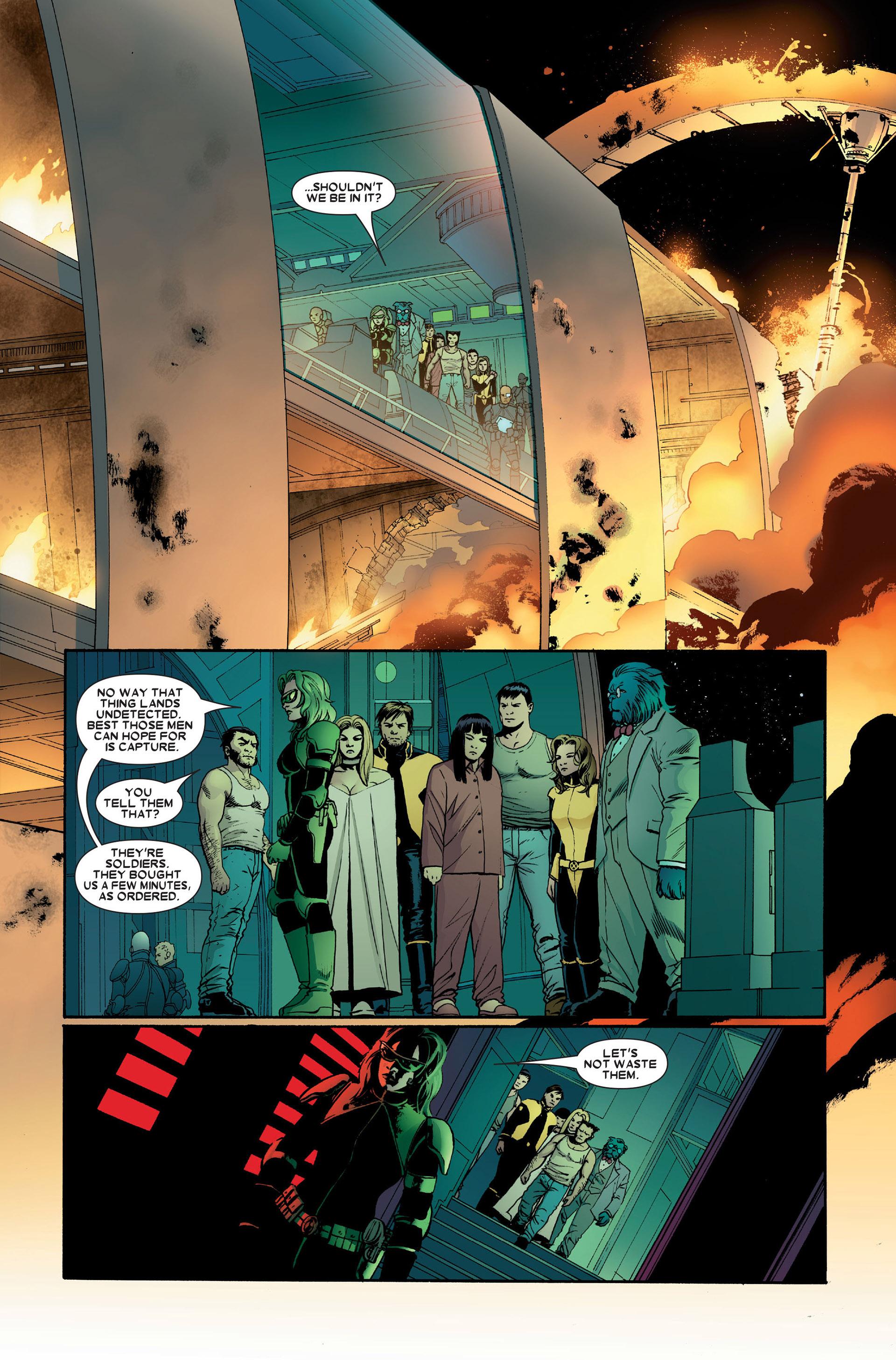 Read online Astonishing X-Men (2004) comic -  Issue #20 - 6