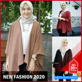 IRM0296I92 Kardigan Selly Terbaru BMGShop