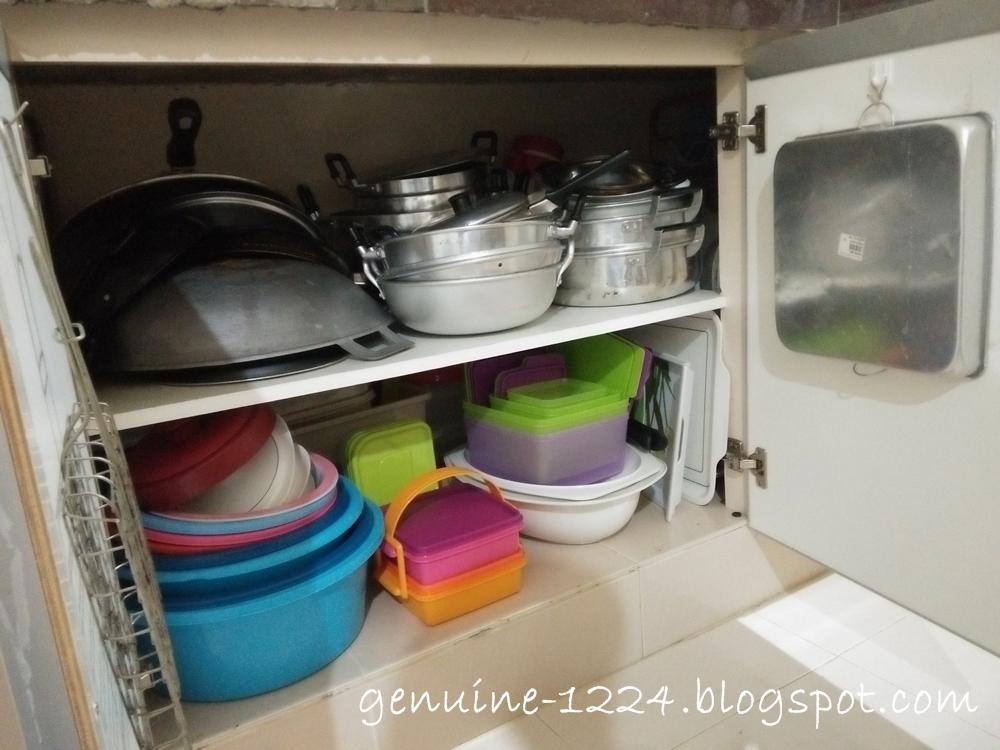 Aku Dan Sesuatu Susun Atur Dlm Kabinet Dapur Part 1