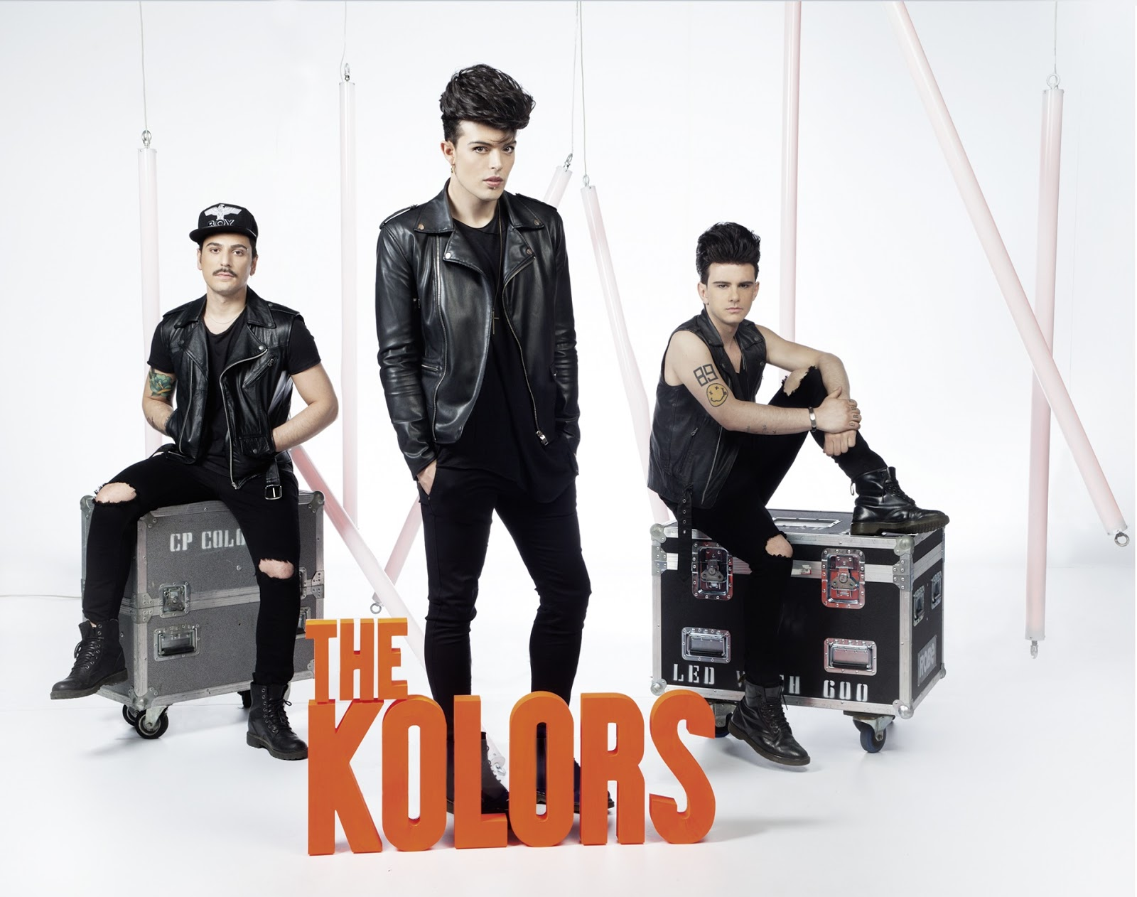 Twisting - The Kolors: testo, video e traduzione