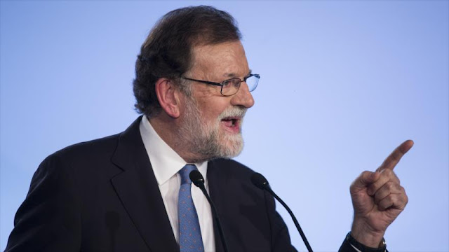 """Rajoy a Cataluña: """"No subestimen la fuerza de la nación española"""""""