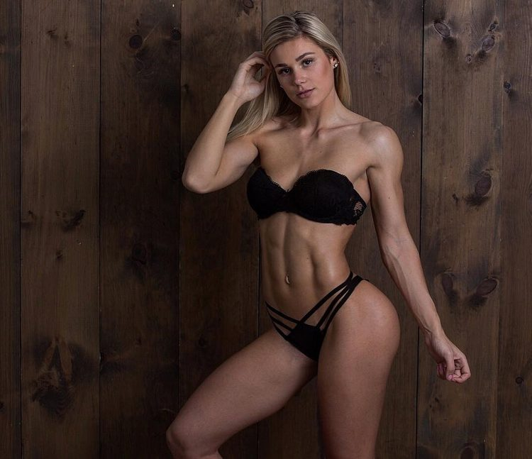 21 year old fitness model, Bikini Competitor DESTINY STEPHENS