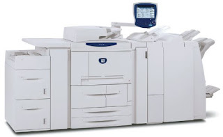 Xerox C405 Admin Password