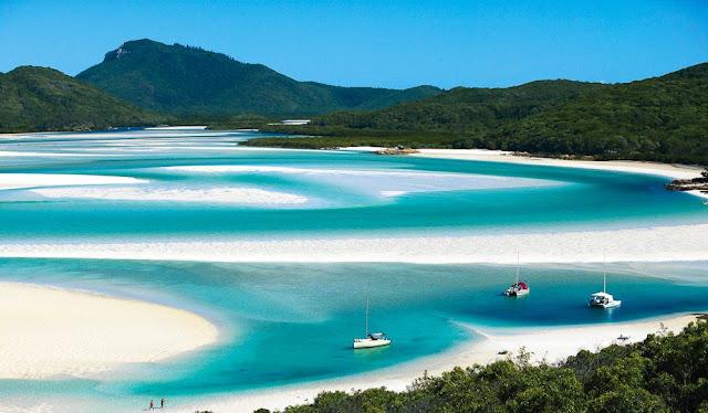 Whitehaven Beach, Queensland - Australia