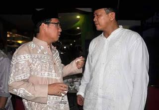 Bakal Cawako Dan Cawawako Bukber Bersama Waketum Partai Gerindra.