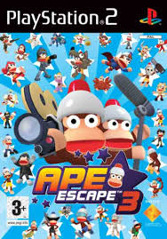 Ape Escape 3 - PS2
