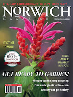 Norwich magazine March 2016