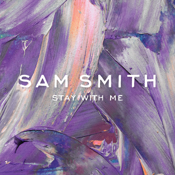 Sam Smith - Stay With Me - EP Cover