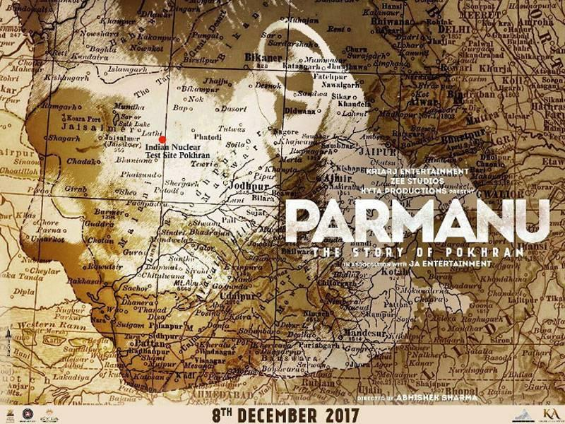 John Abraham, Diana Penty upcoming 2017 Hindi film 'Parmanu – The story of Pokhran' Wiki, Poster, Release date, Songs list