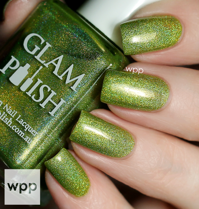 GLAM Polish Knockout ZAP!