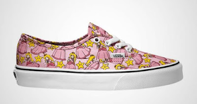 Vans Princess Peach