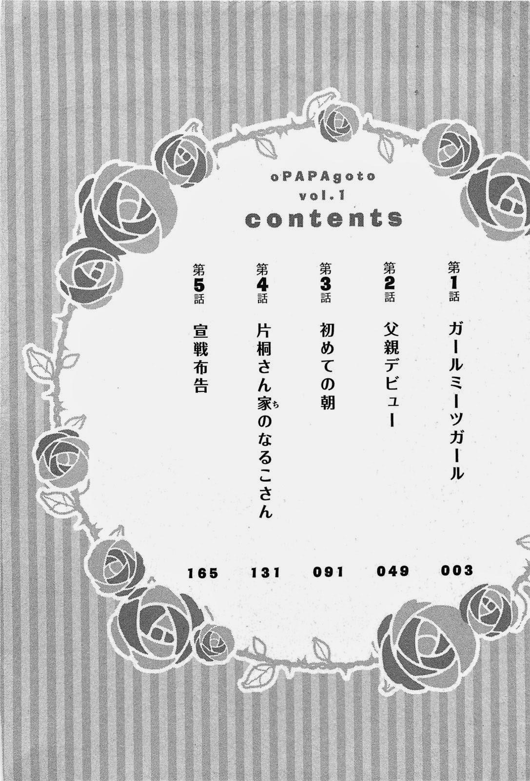 Opapagoto - Chapter 1