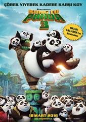 Kung Fu Panda 3 (2016) Mkv Film indir