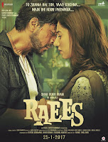 Raees 2017 Hindi 720p BRRip Download With English Subtitles