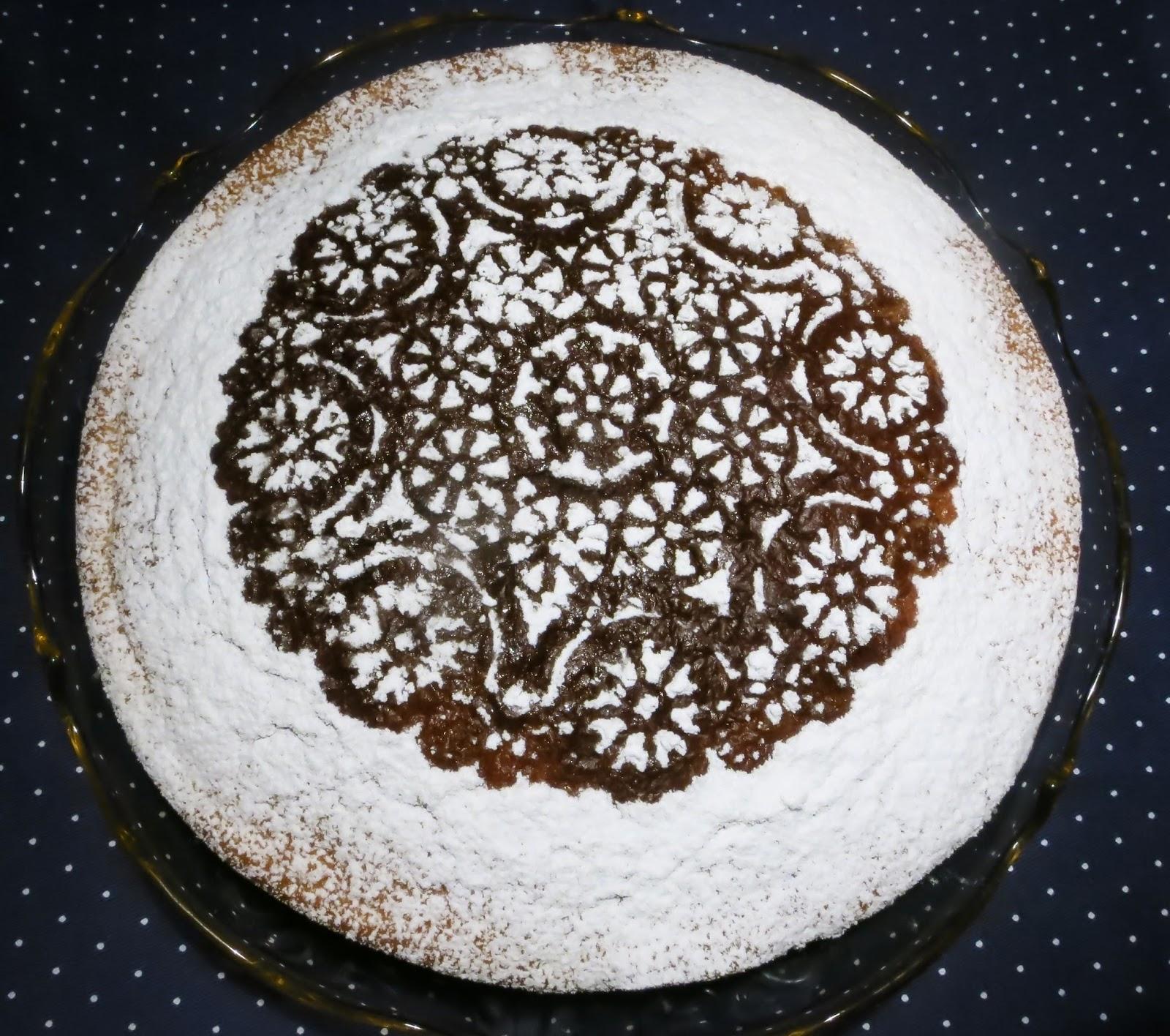 A tavola con mammazan torta della suocera - Decorazioni torte con glassa ...