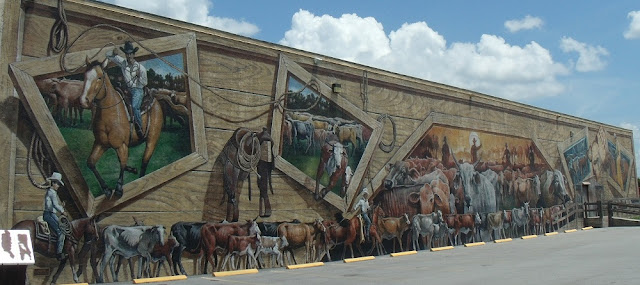 Murales en Lake Placid
