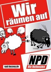 Πιθανότητα για εκλογή, λόγω της κατάργησης του ορίου εισόδου, και ενός ευρωβουλευτή του νεοναζιστικού NPD.