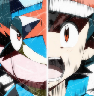 Ash-Greninja Pokemon