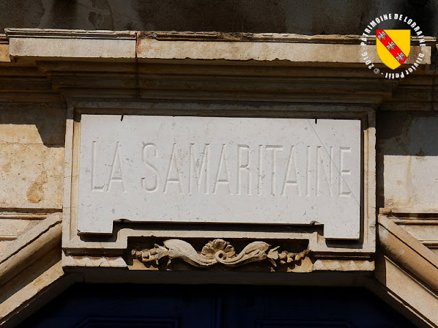 LAY-SAINT-CHRISTOPHE (54) - Domaine de la Samaritaine (XVIIe-XVIIIe siècles)