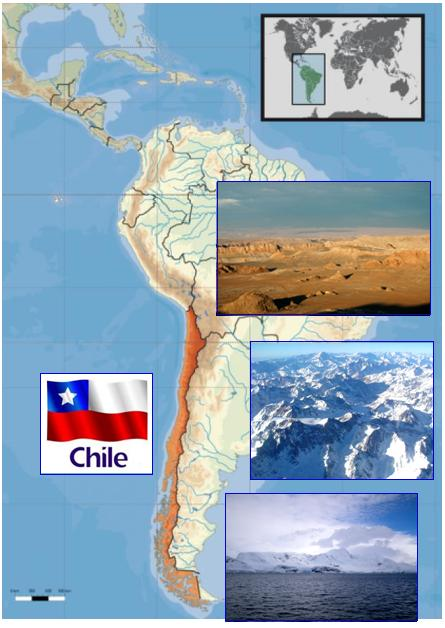gastronomichael A Trip to Chile Part 1 Geography