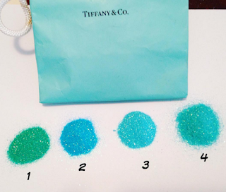 Confessions Of A Glitter Addict Tiffany Blue Glitter