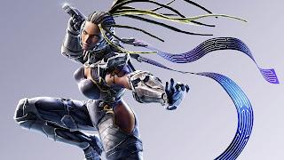 Tekken 7 Master Raven Wallpaper
