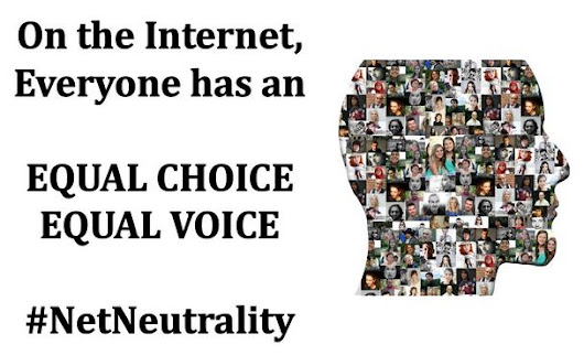 SocioCosmo: Net Neutrality in India : Equal Choice , Equal Voice !!