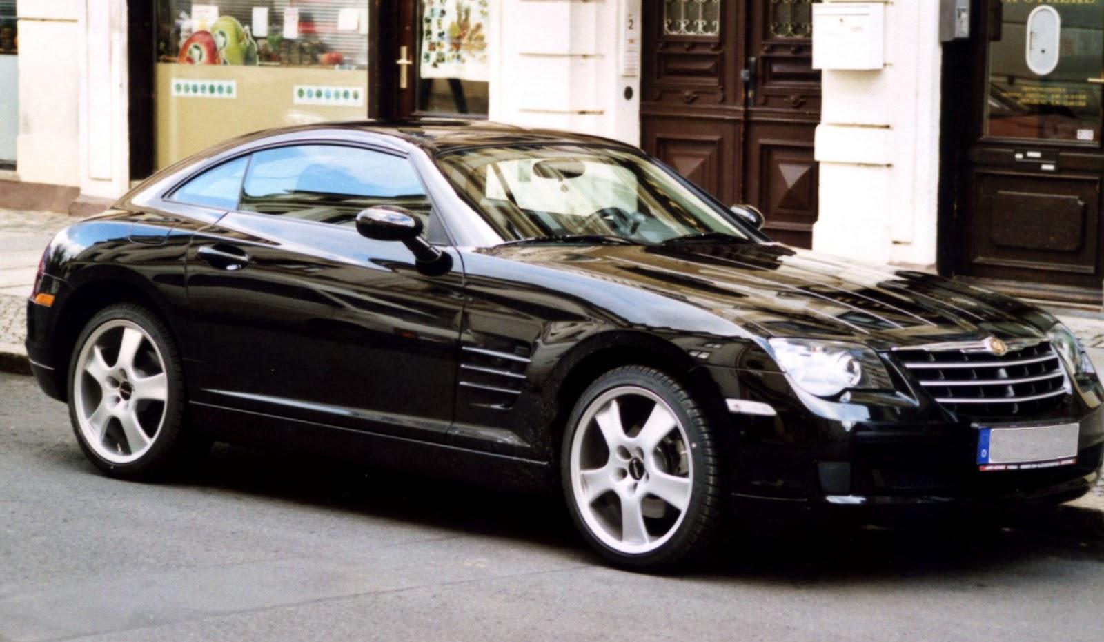Chrysler Crossfire Car Cover