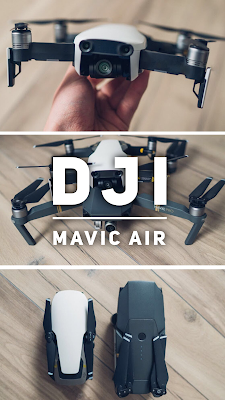 Gear of the Week #GOTW KW 05 | DJI Mavic Air | Die perfekte Reisedrohne? | Mavic-Air-Test | Gear-Review Mavic-Air