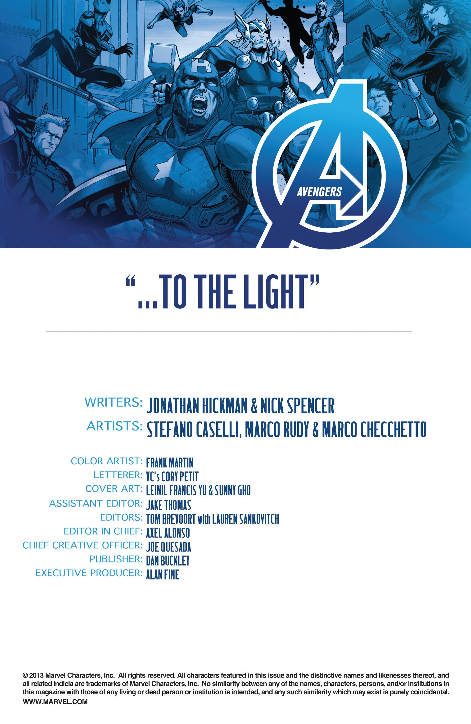 Read online Avengers (2013) comic -  Issue #Avengers (2013) _TPB 3 - 129