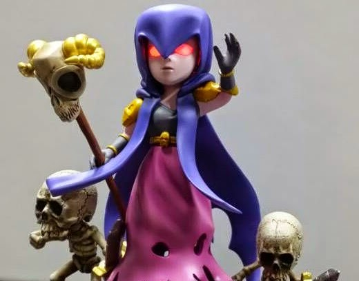 Clash of Clans Witch | Clash of Clans Wallpaper