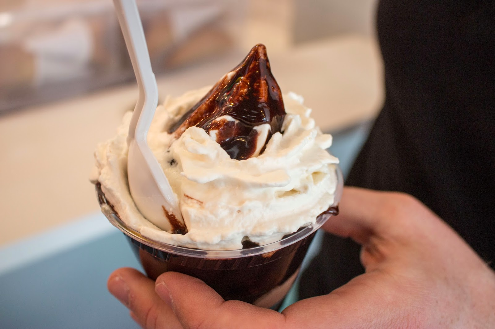 Philly Food Blog: Big Gay Ice Cream Philly Hot Fudge Sundae