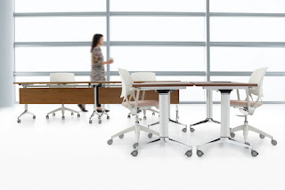 Global Terina Training Room Tables