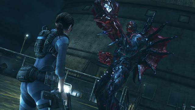 Resident Evil Revelations Free PC Game Full Version Gameplay