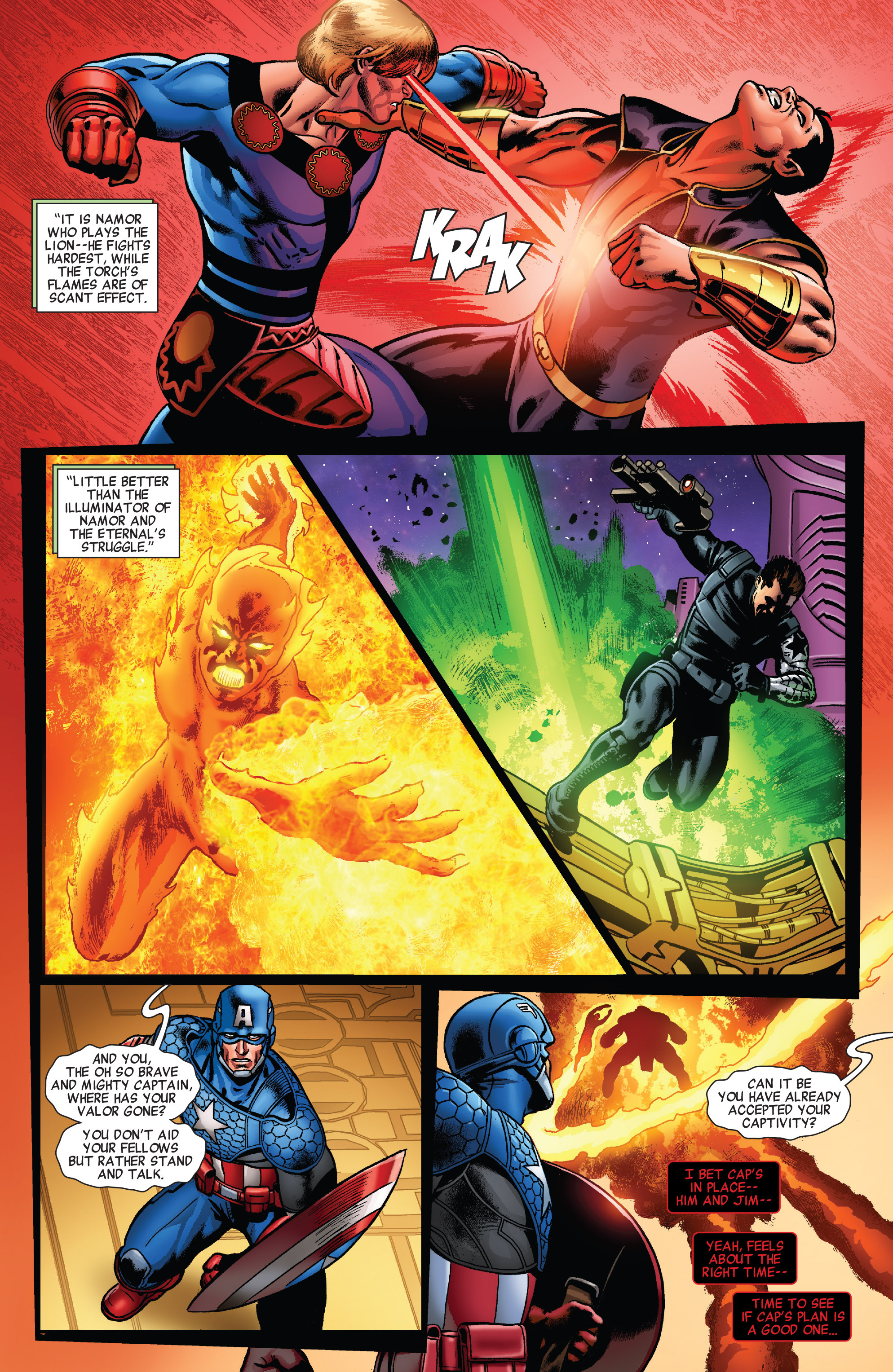 Read online All-New Invaders comic -  Issue #5 - 10