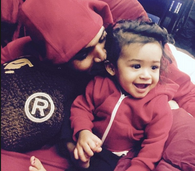 Chris Brown Wins Custody Battle Against Babymama