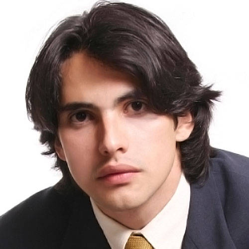 Hair Style: Long Hair Styles For Men With Thick Hair