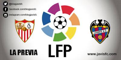 Previa Sevilla FC Vs Levante