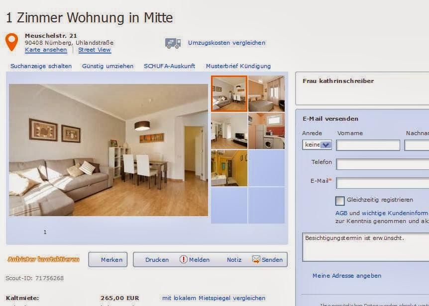Zimmer Wohnung N Ef Bf Bdrnberg